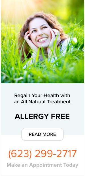 Phoenix AZ Natural Allergy Treatment